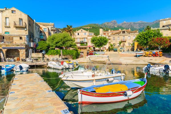 Ville - Autotour Balade en Haute-Corse