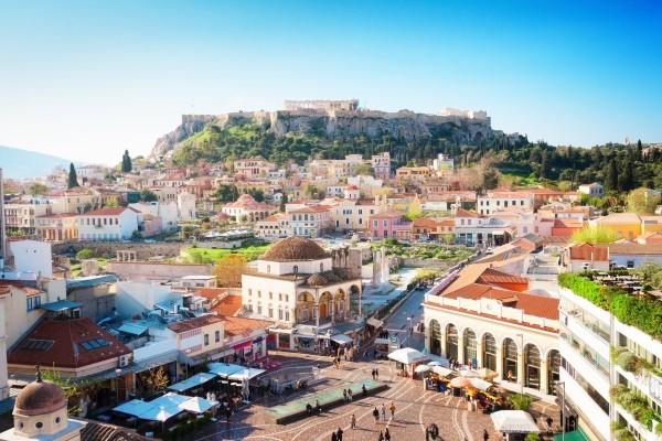 Monument - Autotour Découverte de la Grèce Athenes Grece