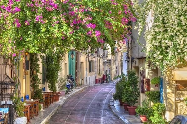 Ville - Autotour Découverte de la Grèce Athenes Grece