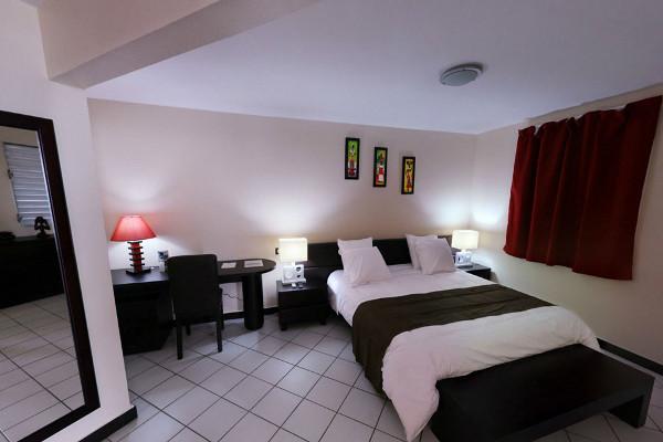 Chambre - Autotour Guadeloupe en 6 nuits 3* Pointe A Pitre Guadeloupe