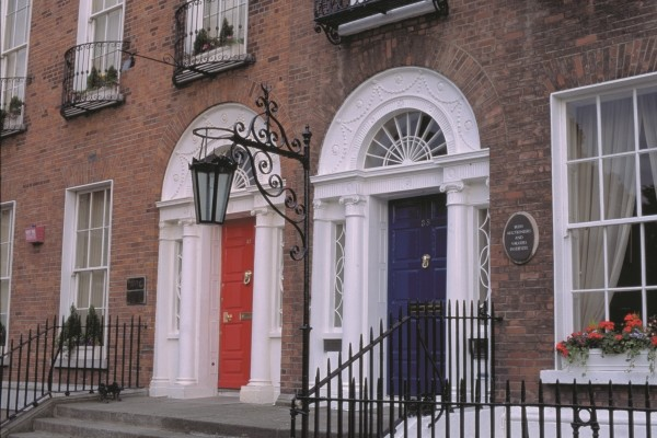 Ville - Autotour King & Kinsmen Dublin Irlande