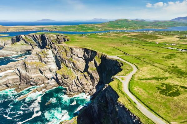 Nature - Autotour Le Meilleur de l'Irlande Dublin Irlande