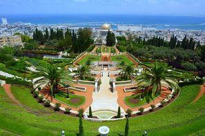 Israel-Tel Aviv, Autotour Israel et la Mer Morte