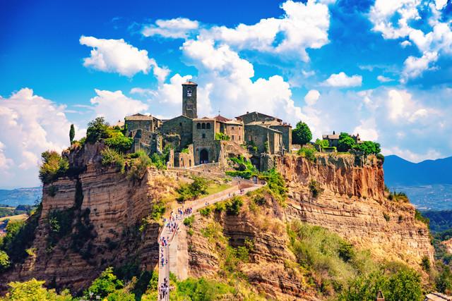 Italie : Autotour Balade sur les routes du Chianti