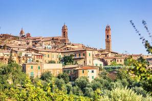Vacances Florence: Autotour Balade en Toscane