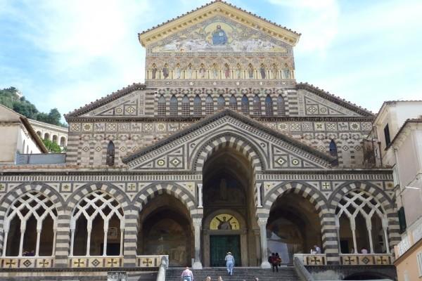 Monument - Autotour Côte Amalfitaine 3* Naples Italie