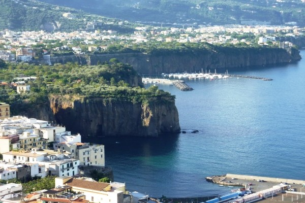 Ville - Autotour Côte Amalfitaine 3* Naples Italie