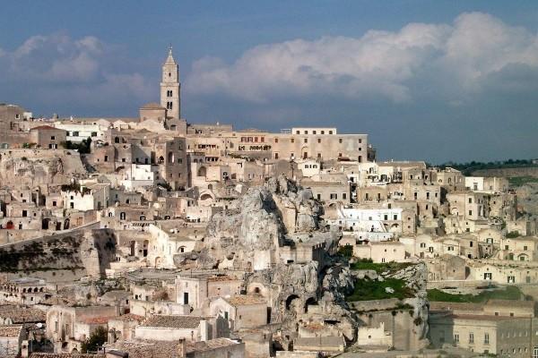 Ville - Autotour Les Pouilles en Liberté Naples Italie