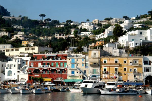 Bateau - Autotour De Rome à la côte amalfitaine en liberté 4* Rome Italie