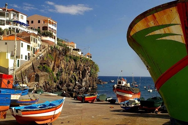 Ville - Autotour La route des Fleurs depuis le Club Héliades Pestana Ocean Bay Suites 4* Funchal Madère