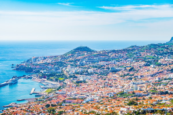 Ville - Autotour Madère en Liberté 3* Funchal Madère
