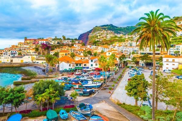 Geographie - Autotour Madère 3* Funchal Madère