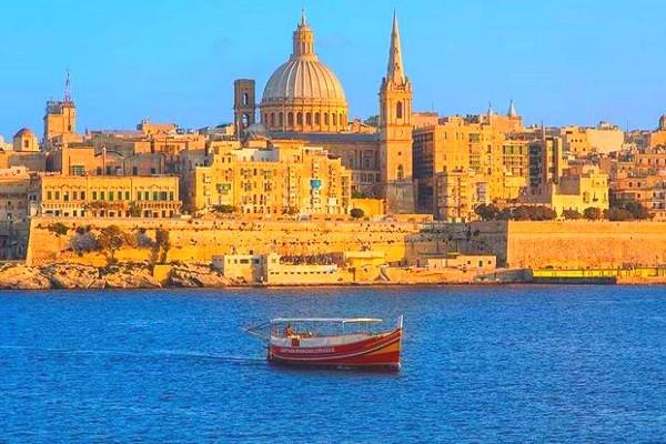 (fictif) - Autotour Malte en Liberté 3* La Valette Malte