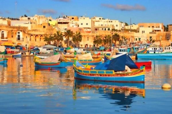 Bateau - Autotour Malte en Liberté 3* La Valette Malte