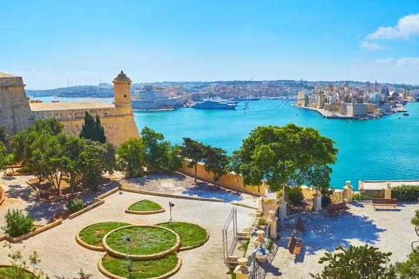Ville - Autotour Malte en Liberté 3* La Valette Malte