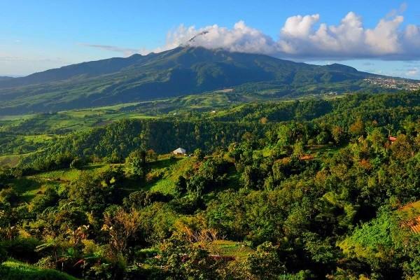 Montagne - Autotour Martinique en liberté 3* Fort De France Martinique