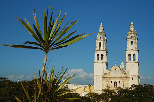Ville - Autotour Yucatan & Riviera Maya Cancun Mexique