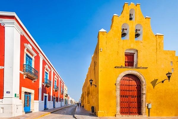 Ville - Autotour Panoramas sur le Yucatan Cancun Mexique