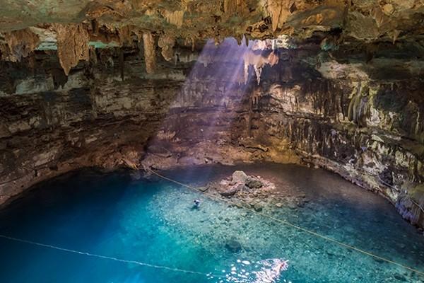 Nature - Autotour Panoramas sur le Yucatan & Tulum Cancun Mexique