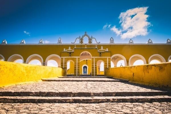 Ville - Autotour Yucatan Cancun Mexique