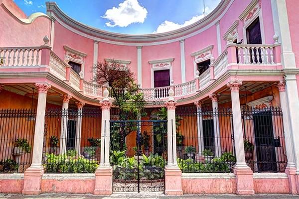 Ville - Autotour Panoramas sur le Yucatan & Riviera Maya Cancun Mexique