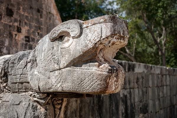 Monument - Autotour Panoramas sur le Yucatan Cancun Mexique