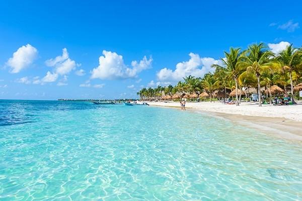 Plage - Autotour Panoramas sur le Yucatan & Riviera Maya Cancun Mexique