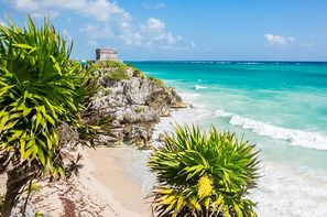 Mexique-Cancun, Autotour Panoramas sur le Yucatan & Tulum