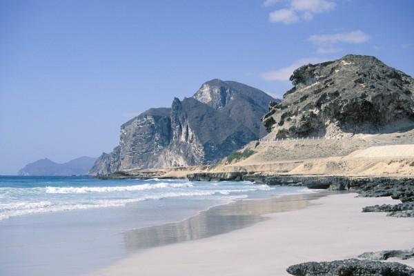 Plage - Autotour Liberté Omanaise Mascate Oman