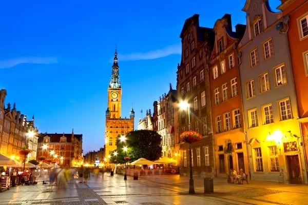 Ville - Autotour Balade polonaise à votre rythme 4* Varsovie Pologne