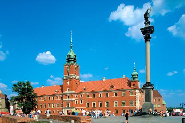 Ville - Autotour Balade polonaise à votre rythme 3* Varsovie Pologne