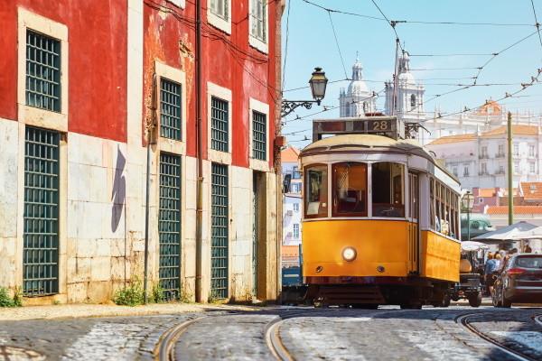Ville - Autotour Au Cœur du Portugal Lisbonne Portugal