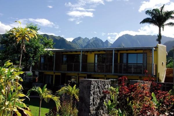 Facade - Autotour Ambiance Réunion 4* Saint Denis Reunion