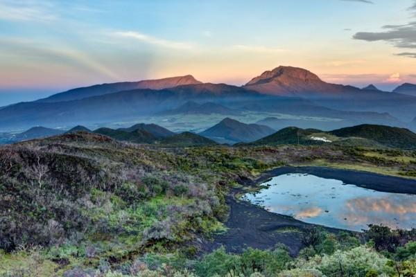 Nature - Autotour Cirques et Volcan Saint Denis Reunion