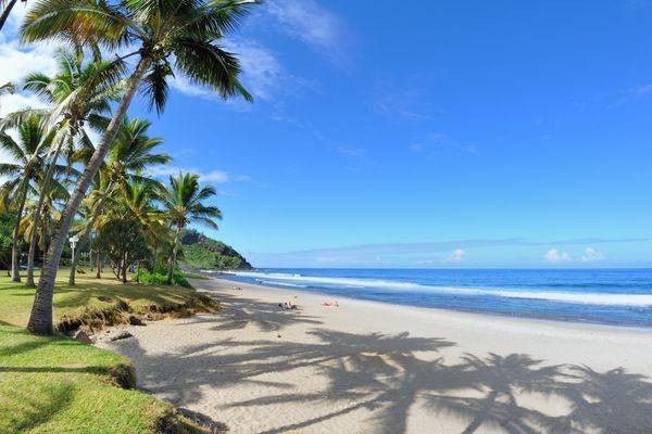 Plage - Autotour Les Routes Créoles Saint Denis Reunion