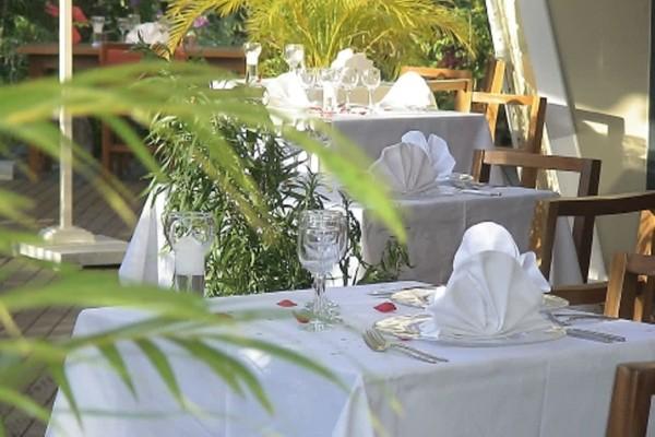 Restaurant - Autotour Ambiance Réunion 4* Saint Denis Reunion