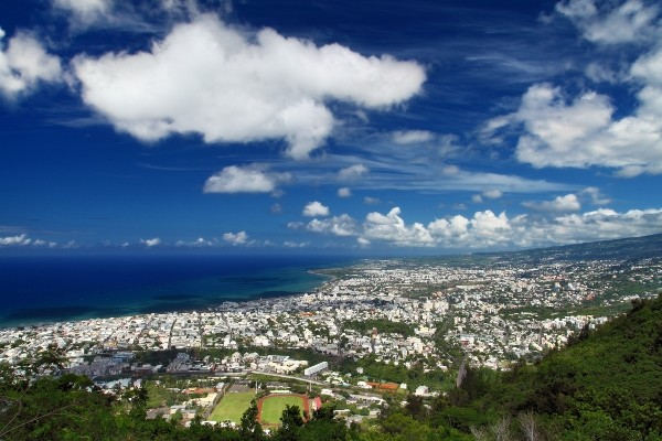 Ville - Autotour Découverte 5 nuits Réunion Saint Denis Reunion