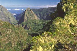 Reunion-Saint Denis, Autotour Balade sur l'île intense