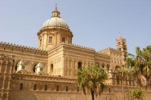 Sicile et Italie du Sud-Catane, Autotour Sicile Baroque