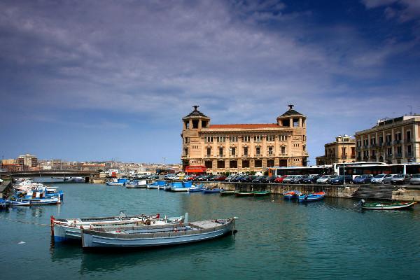 Ville - Autotour Du Baroque à l'Etna Catane Sicile et Italie du Sud