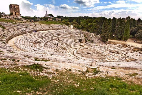 Monument - Autotour Sicile en liberté 3* Catane Sicile et Italie du Sud