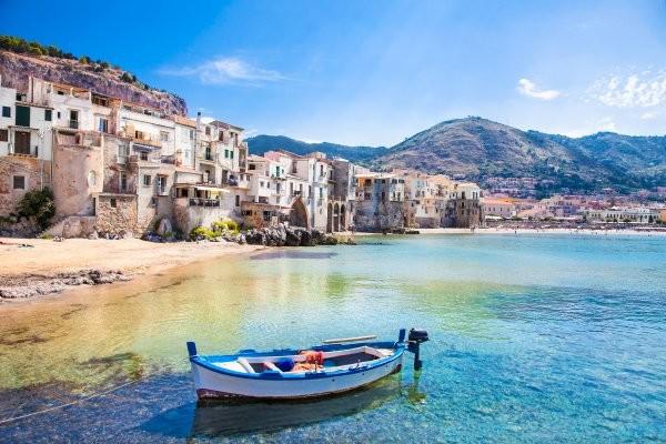 Vacances Palerme: Autotour La Sicile Romantic & Design