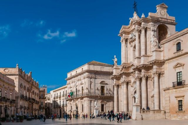 Fram Sicile et Italie du Sud : hotel Autotour La Sicile et le baroque - Palerme