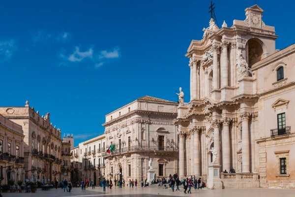 Monument - Autotour La Sicile et le baroque Palerme Sicile et Italie du Sud