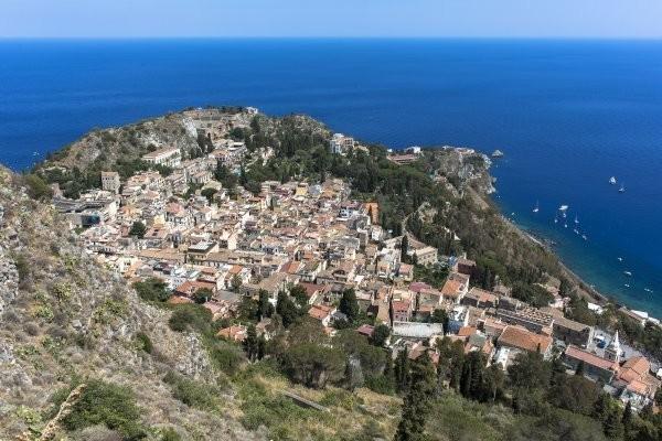 Ville - Autotour Charme et terroir sicilien