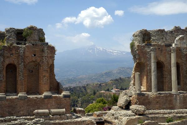 Monument - Autotour Sicile Trinacria Palerme Sicile et Italie du Sud
