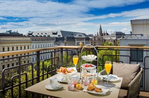Autriche-Seefeld, Hôtel Hilton Vienna Plaza