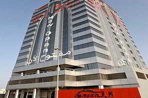 Bahrein-Bahrein, Hôtel Al Raya Suites