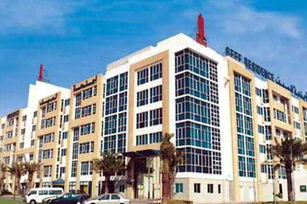 Facade - Elite Seef Residence 4* Bahrein Bahrein
