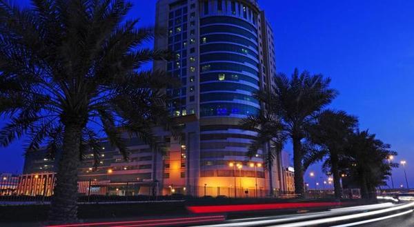 Facade - Fraser Suites Seef Bahrain 5* Bahrein Bahrein